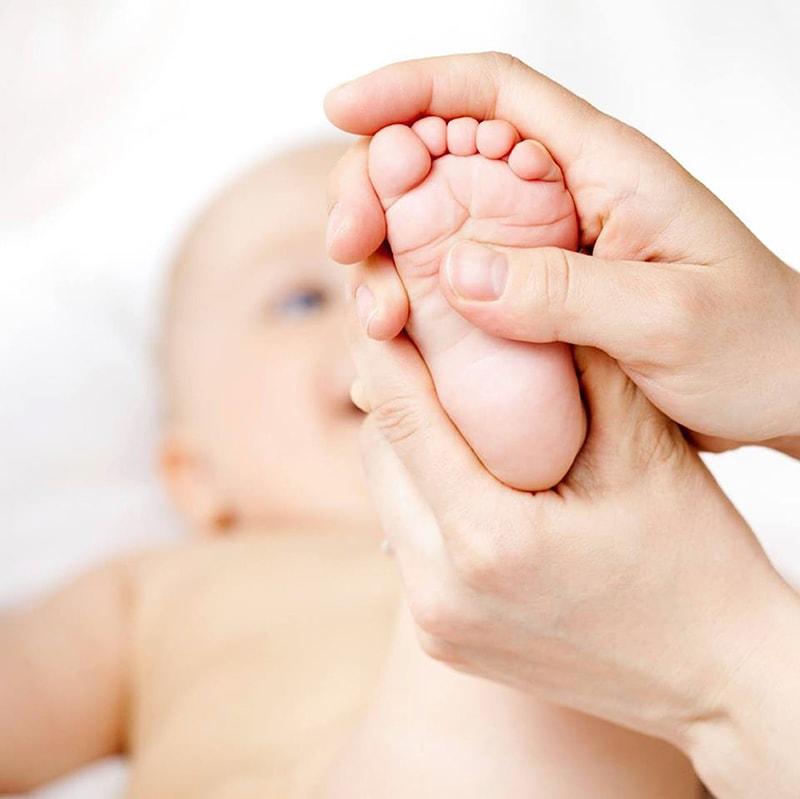 Atelier Shantala bébé